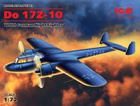 Do 17Z-10, WWII German Night Fighter (100% new molds) - Image 1