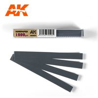 SANDPAPER GRAIN 1500 (WET) - Image 1