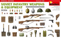 Soviet Infantry Weapons & Equipment - Image 1
