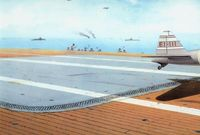 1:48 IJN Aircraft Carrier Deck WWII