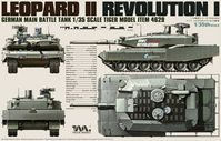 German Main Battle Tank Revolution I Leopard II - Image 1