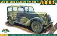 Super Snipe Station Wagon WOODIE - Image 1