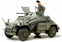 Sd.Kfz.222 w/Photo Etched Parts