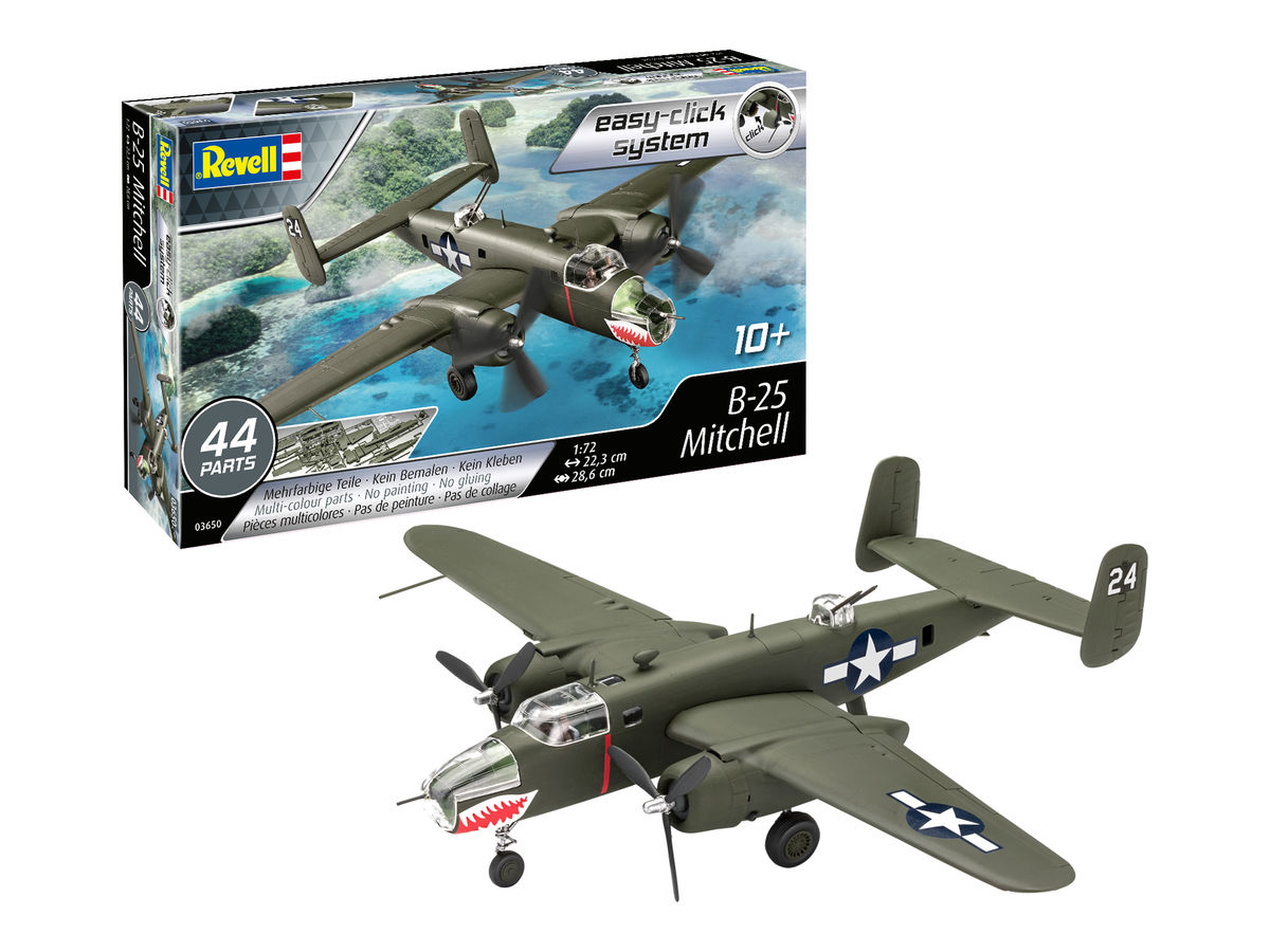 B-25 Mitchel easy-click system - Image 1