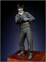 Early WW2 Panzer Officer - Image 1