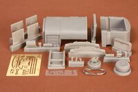 Kfz.385 Opel Blitz T-Stoff conversion set