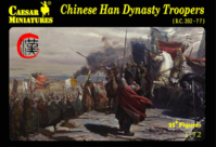 Chinese Han Dynasty Troopers