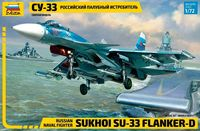 Su-33 Russian Naval Fighter
