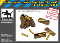Panther ammo crate - Image 1