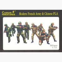Modern French Army with Chinese PLA
