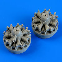 C-47 Skytrain engines engine AIRFIX - Image 1