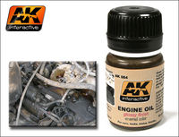 AK 084 Fresh Engine Oil