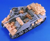M7 Priest Stowage set (For Italeri/Academy)