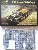 WWII German SWS Halftrack - Image 1