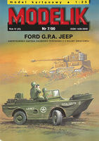 FORD G.P.A. JEEP