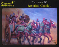 Assyrian Chariot (VIIth century BC)