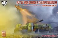 Fist of War German WWII E75 Ausf.vierfubler Rheintochter 1 - Image 1