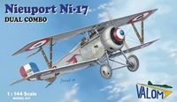 Nieuport 17 French WWI fighter - Image 1