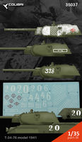 T-34-76 mod. 1941 Part III Battle for Moscow