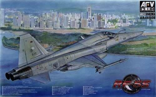 Northrop RF-5S Tiger eye Singapore Air Force - Image 1
