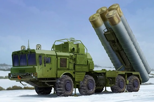 40N6 of 51P6A TEL S-400 - Image 1