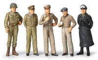 WWII Famous General Set