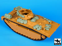 LVT A4 accessories set for Italeri - Image 1