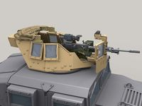 MCTAGS Turret w/RS Cover set