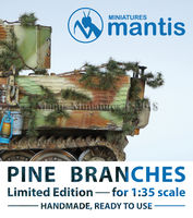 Pine Branches for vehicle camouflage - Image 1