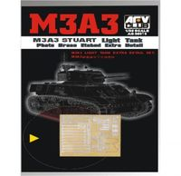 M3A3 Etching Parts