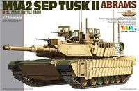 U.S. Main Battle Tank M1A2 SEP TUSK II Abrams