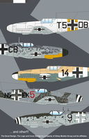 Messerschmitt Bf.109 Aufklerar reconnaissance fighters - WWII Luftwaffe - Image 1