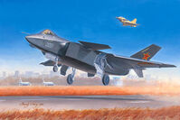 Chinese J-20 Mighty Dragon - Image 1