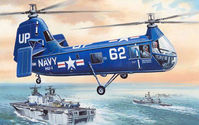 Piasecki HUP-1/HUP-2 Retriever US NAVY Helicopter