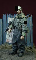 Waffen SS Foreign Volunteer Winter 1943-45 - Image 1