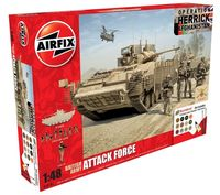 British Army Attack Force (Gift Set)