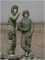 OIF US Tank Crew Set (2 figs)