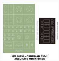 Grumman F3F-1 Accurate Miniatures 3413