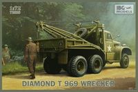 DIAMOND T 969 Wrecker - Image 1