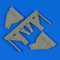 Sea Fury FB.11 undercarriage covers AIRFIX - Image 1