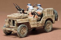 British Jeep SAS