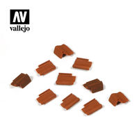 Roof Tiles set - Image 1