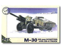 M-30 - 120mm gun model 1939 w/ZIS-6