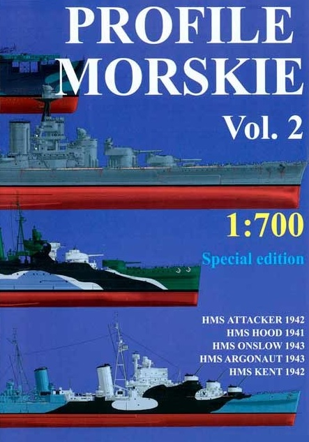 Profile morskie Vol. 2 Special edition - Image 1