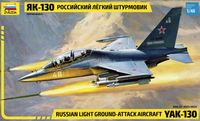 YAK-130 Russian Light Ground-Attack Aircraft