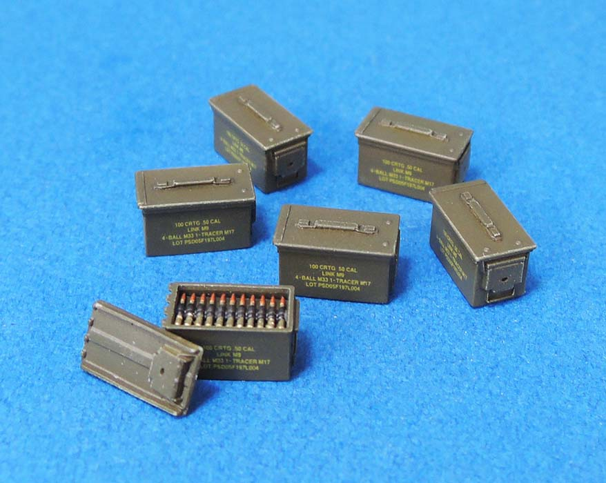 50 CAL Ammo Can set – Modern - Image 1