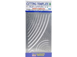 Cutting Template B (Trytool Series) - Image 1