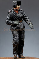 SS Panzer Commander #2 - Image 1