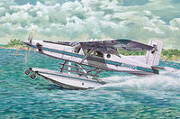 Pilatus PC-6B2/H4 Turbo Porter Floatplane - Image 1