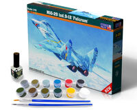 MIG-29A izd.9-12 Fulcrum - Model Set - Image 1